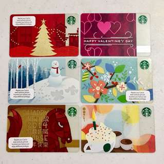 LOOKING FOR Starbucks Cards Philippines