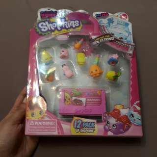 Shopkins Set