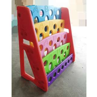 5 TIER CHILDREN BOOK SHELF