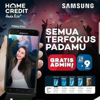 Promo Samsung all type ready stok bisa dicicil
