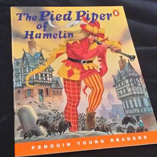The pied piper of hamelin- Penguin young readers
