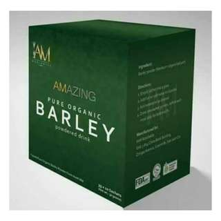 Amazing Pure Organic Barley Powdered Drink