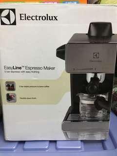 伊萊克斯義式咖啡機