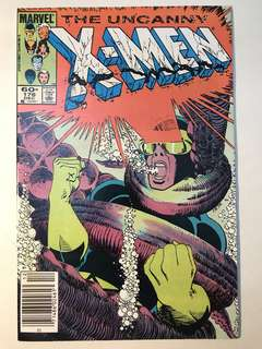 Uncanny X-Men # 176
