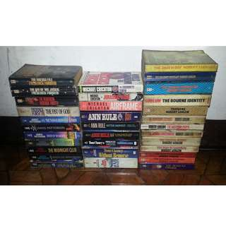 For Sale Books at P70 each
