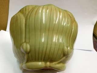 旧龙泉窑莲花碗