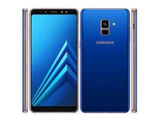 Samsung galaxy A8+ 2018 bunga 0%