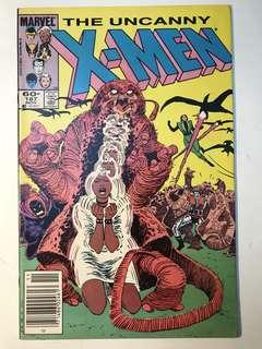Uncanny X-Men # 187