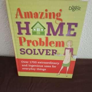 Amazing Home Problem Solver