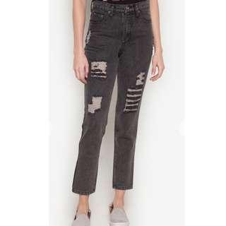 NEXT Distressed Boyfriend Jeans