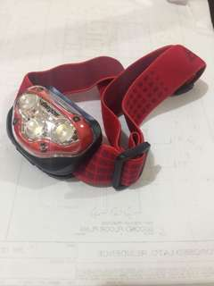 Energizer Headlamp Mountain Climbing Camping