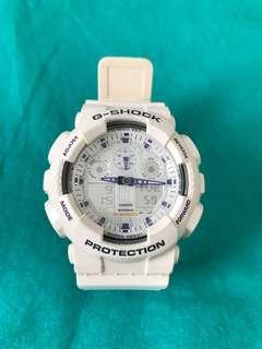 Casio G-Shock (white)