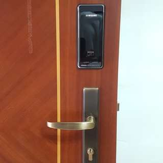 Digital lock Samsung 2920 installation