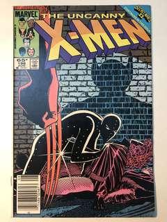 Uncanny X-Men # 196