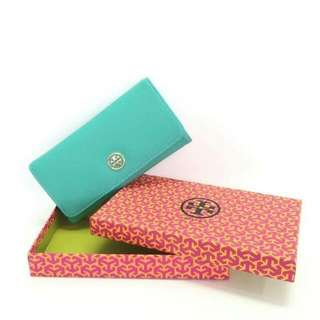 Auth tory burch robinson envelope wallet✨✨
