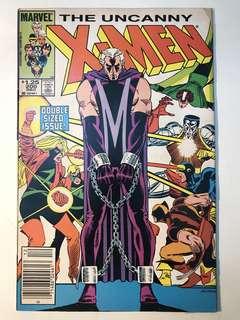 Uncanny X-Men # 200 (1st Fenris)