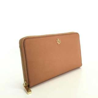 Auth tory burch robinson zip continental wallet✨✨