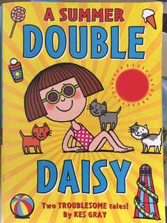 A Summer Double Daisy - Two Troubles tales!