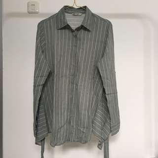 Cropped shirt ZARA look alike