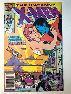 Uncanny X-Men # 204