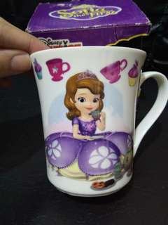 Sofia the first Mug