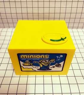 Minion Piggy Bank / Mischief Saving Box