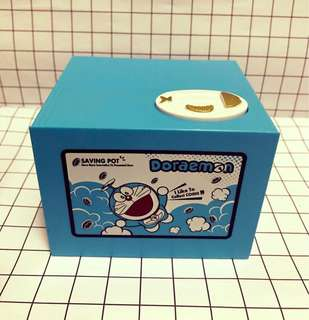 Doraemon Piggy Bank / Mischief Saving Box