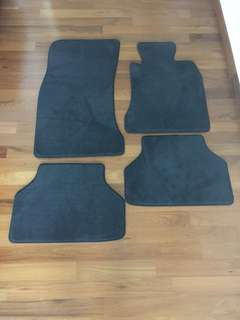 Authentic Bmw Valour Car Mats