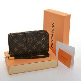 Lv Wallet + Box