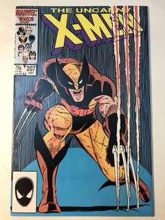 Uncanny X-Men # 207