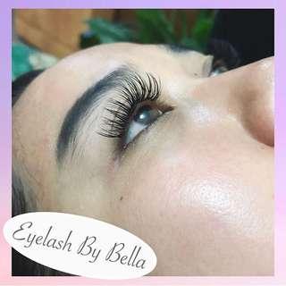 Eyelash extension grogol