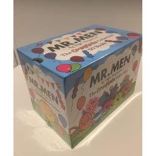 35 Books Mr Men Brand New Sealed