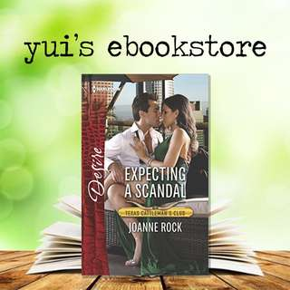 YUI'S EBOOKSTORE - EXPECTING A SCANDAL - HARLEQUIN