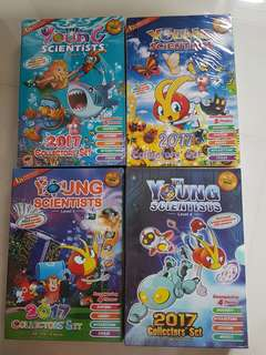 BN Young Scientists 2017 Collectors' Sets