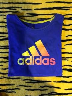 Adidas女版短t
