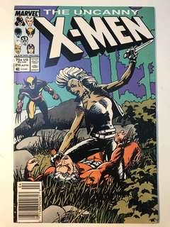 Uncanny X-Men # 216