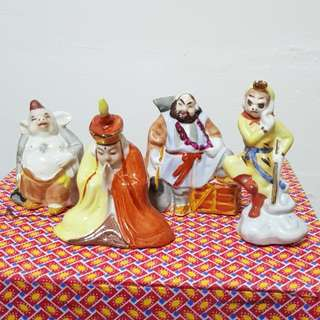 Porcelain Figurines 西游记
