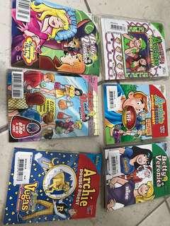 Archie's Comics!