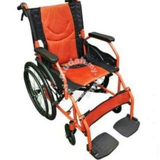 MERS Aluminium Wheelchair FREE POSTAGE