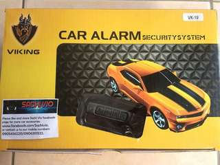 Viking Car Alarm security system