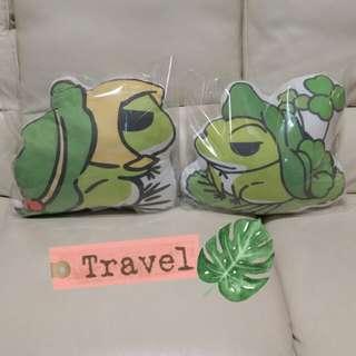 🈹旅行青蛙cushion咕臣