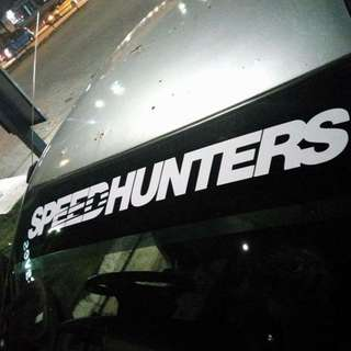 Sticker speedhunter