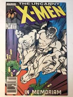 Uncanny X-Men # 228
