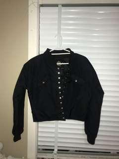 PLT bomber jacket
