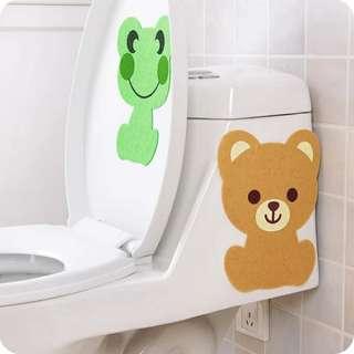 Toilet Odor absorption sticker