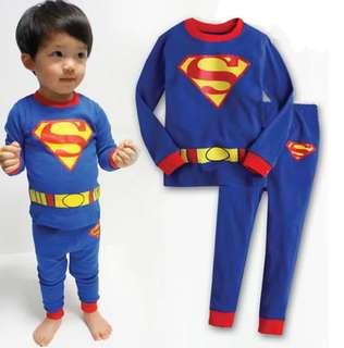 Superman Pyjamas