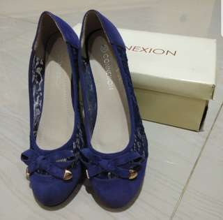Wedges Blue