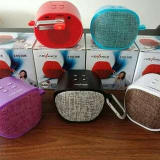 Speaker portable bluetooth Advance