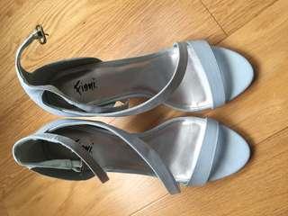 Fioni open toe heels