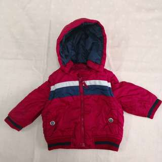Baby Winter Jacket 2 Way UK Brand